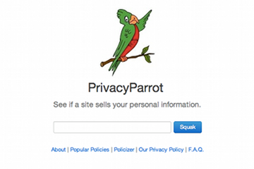 Privacy Parrot